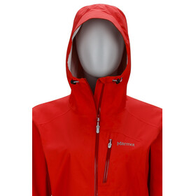 Marmot Essence Jacket Women Scarlet Red